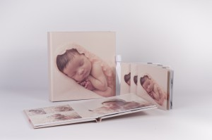 Fotolibro + Libretos + Caja montana personalizada